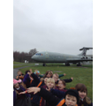 Learning all about flight and aeroplanes!