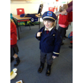 We have some budding pilots in Year 1 too!