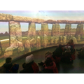 Year 3 have landed at Stonehenge