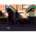 We found terraced houses.
