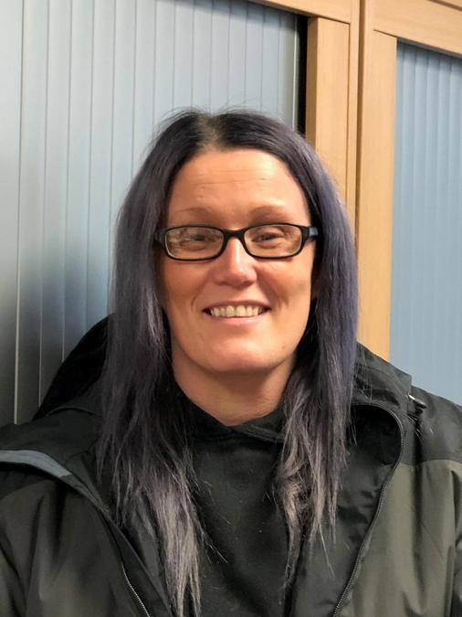 Jeniffer Lovelock - Site Manager