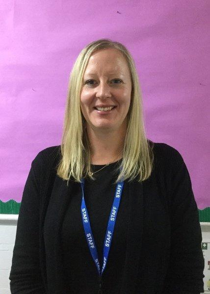 Mrs Hutchinson - Inclusion Teaching Assistant