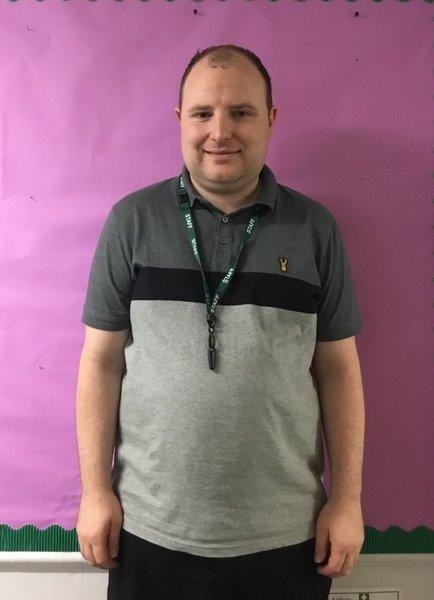 Mr Evans - Teaching Assistant