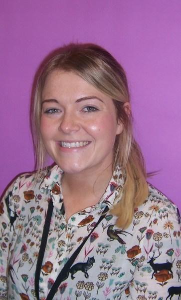 Miss Kershaw -Teacher