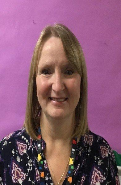 Mrs Lonsdale - Teaching Assistant