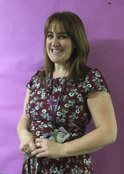 Miss Bullock - Headteacher