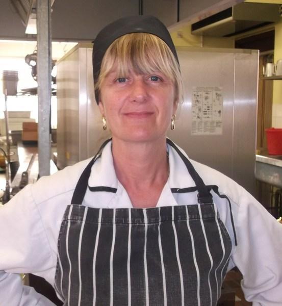 Mrs Ramsbottom - Kitchen Supervisor