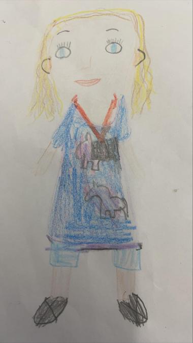 Miss Emma Simm - Class Teacher