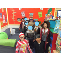 Moorland Book day 2021