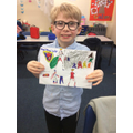 Year 3 - kindness pictures