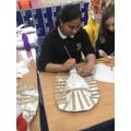 Making Egyptian Death Masks