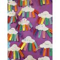 Rainbow Clouds - Jaguar Class