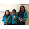 Spelling Bee 2019 Winners