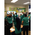 Sandy (Place2Be) delivering a session to Year 6