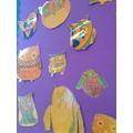 Owl Drawings - Owl Clas