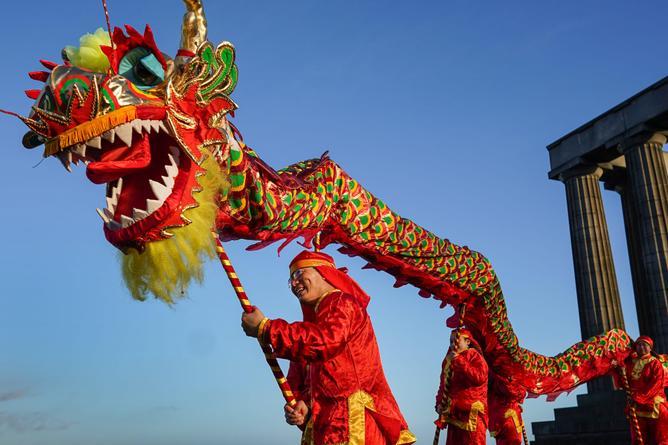 Symbolic Dragons
