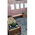 School Prayer garden
