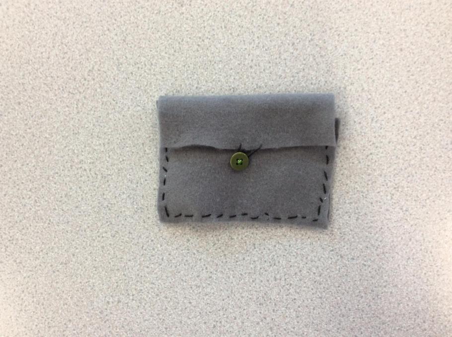 Lottie's purse