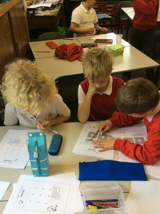 Maths challenges that really take teamwork!