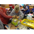 The G2 Soap Box Challenge: making our vehicles