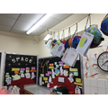 Our work on Space!