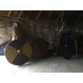 Using shields to fight the teacher (Romans)