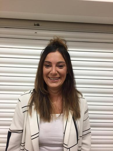 Sarah Orton - Manager