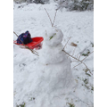 Benji made Olaf