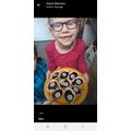 Amelia-Lillie has baked cakes!