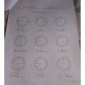 Sophia's maths