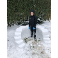 Foundations of an igloo