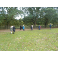 Pupils search for missing treasures.