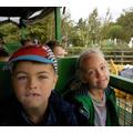 Tractor ride.