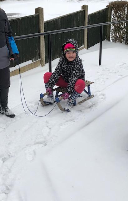Kiera sledging