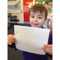 Super proud of his writing. Well done