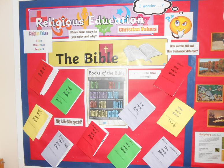 Our Favourite Bible Stories