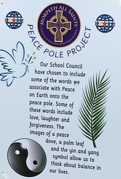 Peace Pole Project 2020