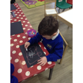 Exploring chalk and pastels
