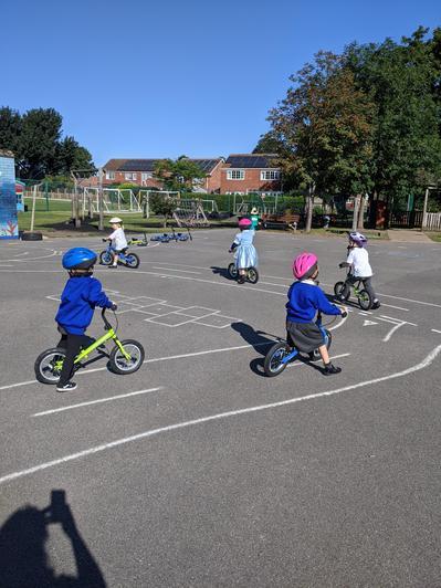 Balance Bikes