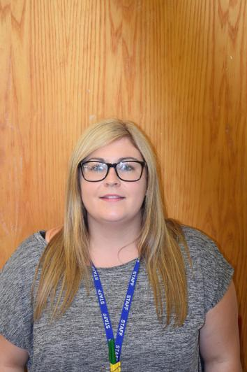 Mrs Duffield - Reception Teaching Assistant