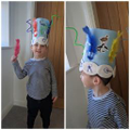 What a fantastic hat you made!