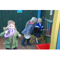 Mortons eyfs play some instruments