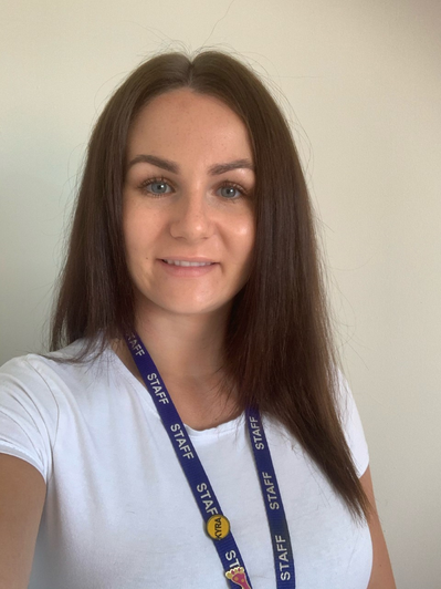 Miss Wood - Reception Teaching Assistant