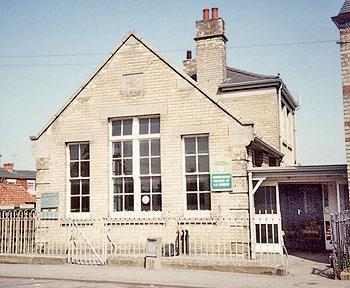 The original school