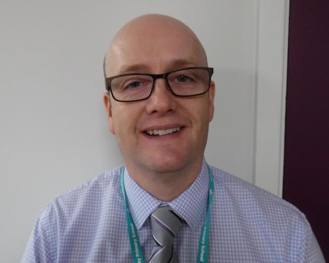 Darren Rudge -  Year 4 Teacher
