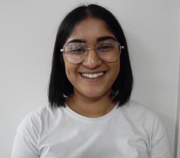 Rohini Bamrolia - Apprentice