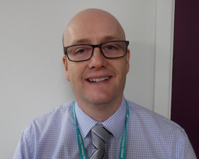 Darren Rudge - Assistant Headteacher