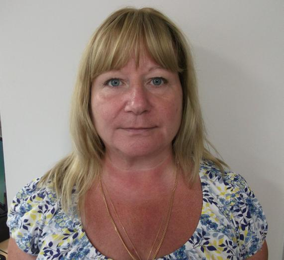 Susan Ascroft - Clerical Assistant