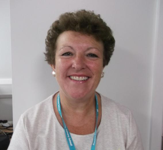 Julie Giles - School Business Manager