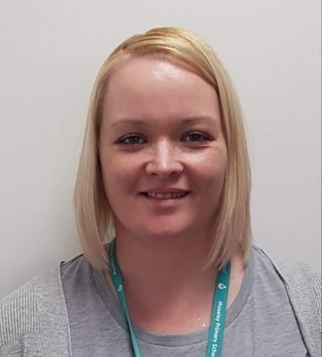 Miss Becca (Hartland) - Deputy Early Years Leader